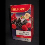 milford tea, berry selection, 20*2,5 g